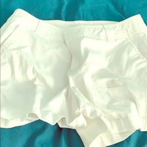 White New York and company shorts